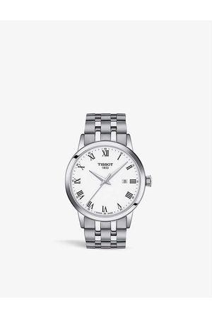 Tissot T1294101101300 Classic Dream 316L stainless steel quartz watch