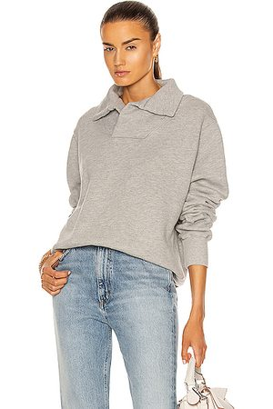 Les Tien Women Sweatshirts - Yacht Pullover Sweatshirt in Heather