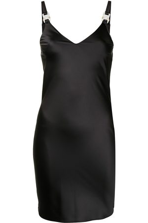 1017 ALYX 9SM WOMEN'S AAWDR0069FA01BLK0001 POLYESTER DRESS