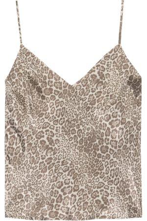 Rails Paola Top - Tan Cheetah