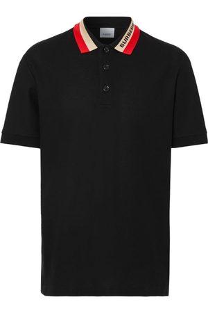 Burberry Logo-Detail Polo Shirt