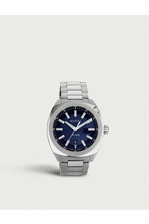 Gucci Men Watches - YA142303 Cushion stainless steel watch