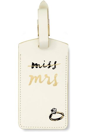 Kate Spade Miss To Mrs Luggage Tags