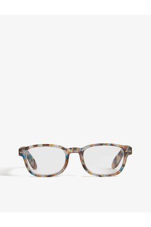 Izipizi #B Reading rectangle-frame glasses +1.5