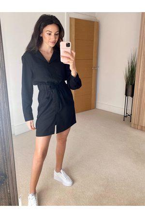 Michelle Keegan Women Casual Dresses - Utility Waisted Shirt Dress