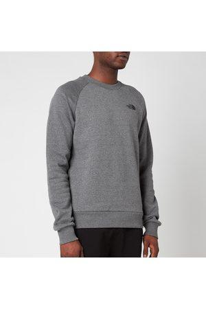 The North Face Men Sweatshirts - Men's Raglan Redbox Sweatshirt