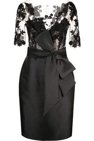 Badgley Mischka Women Party Dresses - Panelled fitted dress