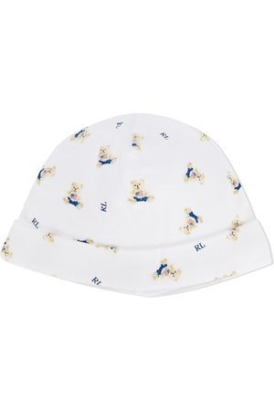 Ralph Lauren Bear sun hat