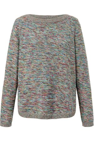 Peter Hahn Women Jumpers - Jumper boat neck multicoloured size: 10