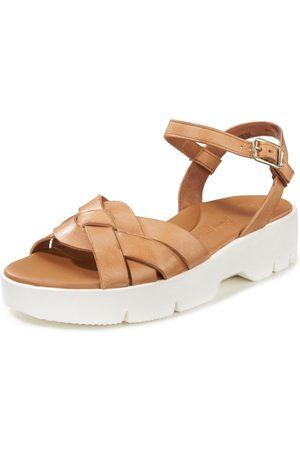 Paul Green Women Sandals - Platform sandals adjustable straps size: 36