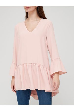 V by Very Frill 3/4 Sleeve Tunic