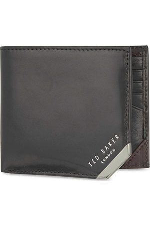 Ted Baker Men Purses & Wallets - Metal corner wallet