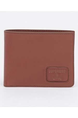 Superdry Men Purses & Wallets - NYC Bifold Leather Wallet
