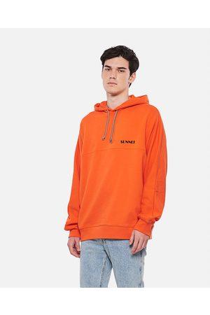 Sunnei x Biffi Men Sweatshirts - Hooded sweatshirt size L