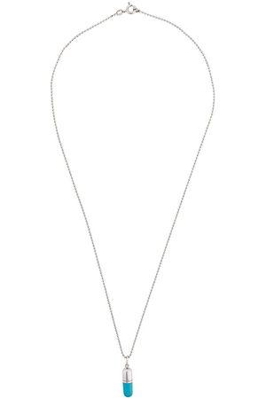 TRUE ROCKS Necklaces - Small pill pendant necklace
