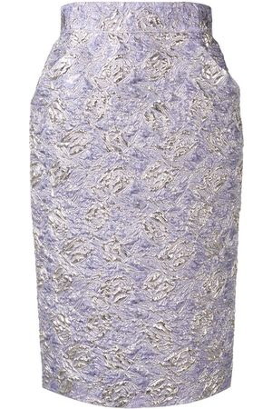 Roseanna Women Pencil Skirts - Cloqué pencil skirt