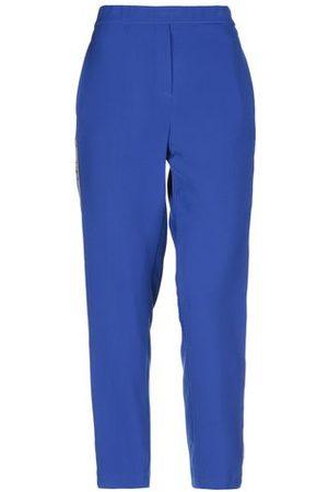 BIANCOGHIACCIO TROUSERS - Casual trousers
