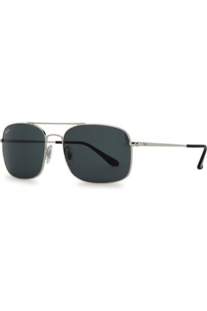Ray-Ban Tone Aviator-style Sunglasses