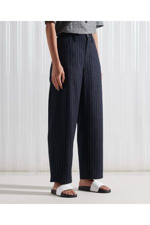 Superdry Wide Leg Trousers - SDX Limited Edition SDX Unisex Wide Leg Trousers