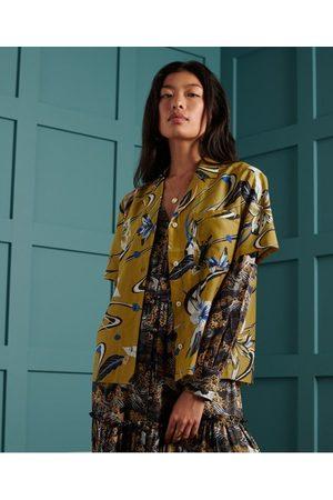 Superdry Women Shirts - DRY Limited Edition Dry Hawaiian Shirt