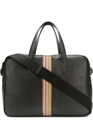 Paul Smith Men Suitcases - Bright Stripe holdall bag