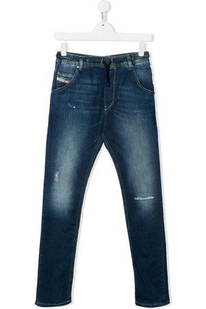 Diesel TEEN denim straight leg jeans