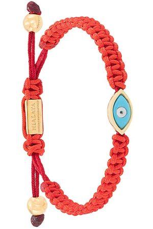 Nialaya Jewelry Women Bracelets - Evil Eye string bracelet