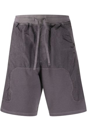 Stone Island Shadow Project Panelled track shorts