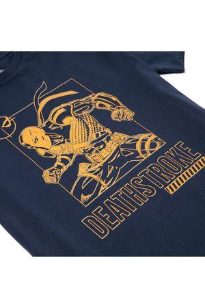 Men T-shirts - Batman Villains Deathstroke Men's T-Shirt