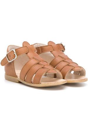 Pèpè Leather strap sandals