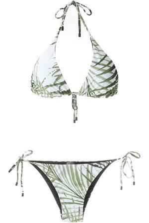 OSKLEN Women Bikinis - Breeze reversible bikini set