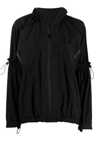 3.1 Phillip Lim Women Trench Coats - Drawstring-detail jacket