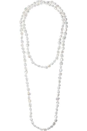 Yoko London Baroque Freshwater pearl rope necklace