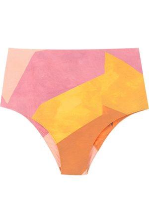 CLUBE BOSSA Women Bikinis - Ceanna high rise bikini bottoms