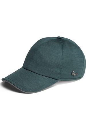 Ermenegildo Zegna Men Hats - Logo plaque cap