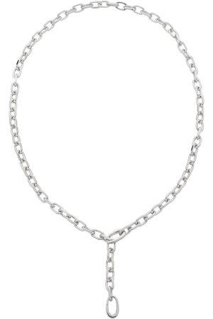 Monica Vinader Women Necklaces - Alta Capture mini link necklace