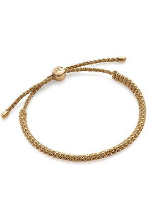 Monica Vinader 18kt vermeil Rio Mini Friendship bracelet