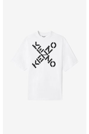 Kenzo Men Sports T-shirts - Sport 'Big X' T-shirt