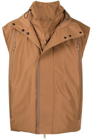 3.1 Phillip Lim Body Warmers - The Journey puffer gilet - Neutrals