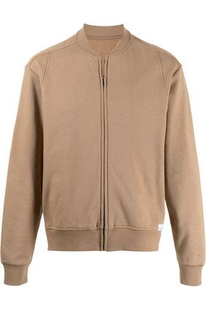 3.1 Phillip Lim Everyday cotton bomber jacket - Neutrals
