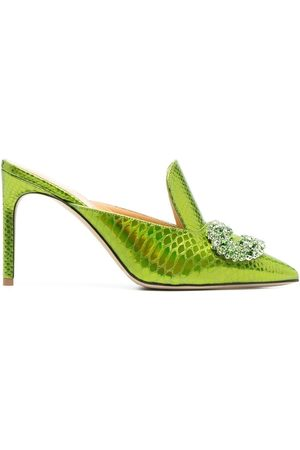 GIANNICO Daphne mule pumps