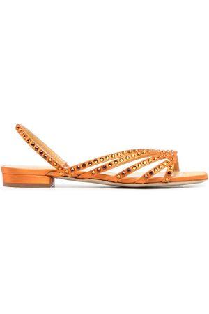 GIANNICO Aurora open-toe sandals