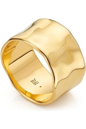 Monica Vinader Women Rings - Siren Muse wide ring