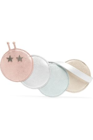 BONPOINT Appliqué metallic belt