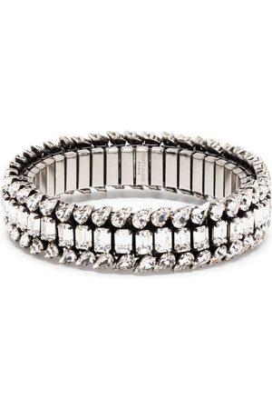 Saint Laurent Crystal-embellished bracelet