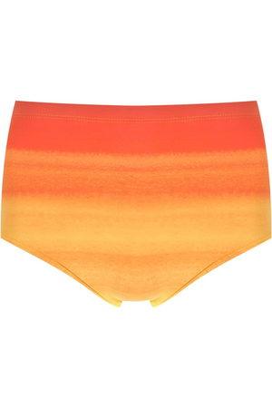 AMIR SLAMA Men Swim Shorts - Tie-dye gradient swimming trunks