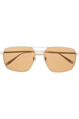 Dunhill Sunglasses - Aviator frame sunglasses