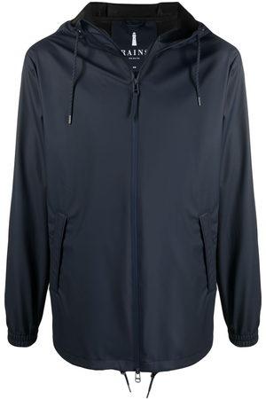 Rains Men Sports Jackets - Zip-up hooded jacket