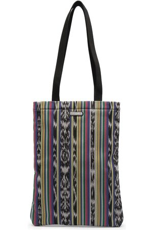 Yves Saint Laurent Women Handbags - 1990s patterned jacquard tote bag