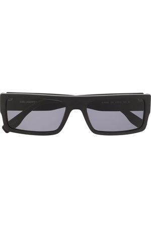 Karl Lagerfeld Modified rectangle sunglasses